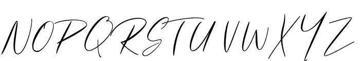 Entopia Font UPPERCASE