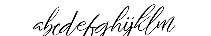 Entopia Font LOWERCASE