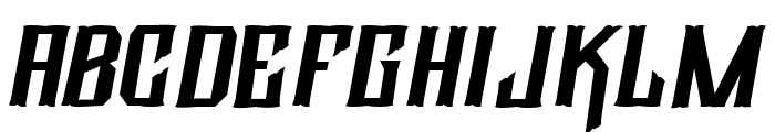 Eternal Font LOWERCASE
