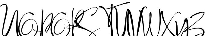 Ethiopia Font UPPERCASE