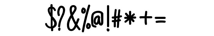 Euphoria Sans Hand Drawn Font OTHER CHARS