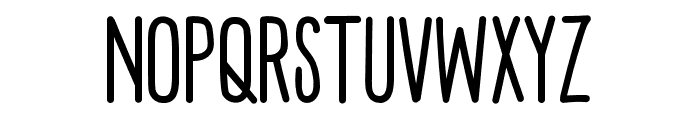 Euphoria Sans Hand Drawn Font LOWERCASE