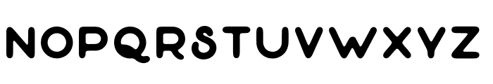 EverydaySansSerif-Regular Font UPPERCASE