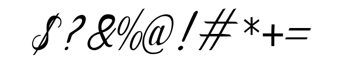 Eyedogan Font OTHER CHARS