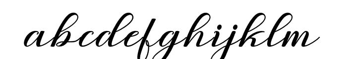 Eyedogan Font LOWERCASE