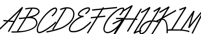 FB The Fallen Font UPPERCASE