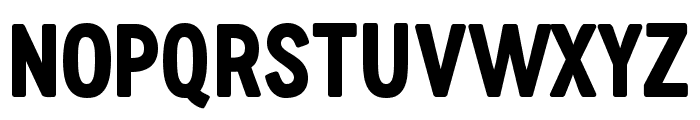 FFF Bold Font UPPERCASE