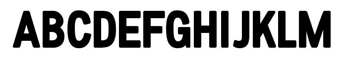FFF Bold Font LOWERCASE