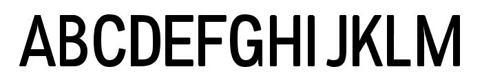 FFF Light Font LOWERCASE