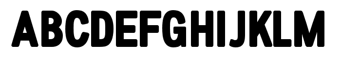FFF Ultra Font LOWERCASE