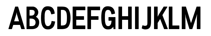 FFF Font UPPERCASE