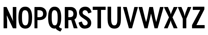 FFF Font LOWERCASE