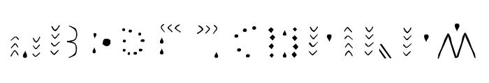 FROHLINE Font UPPERCASE