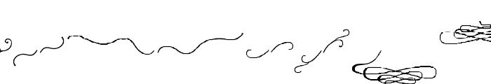 FabulousScriptExtra Font LOWERCASE