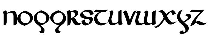 Fairies Font UPPERCASE