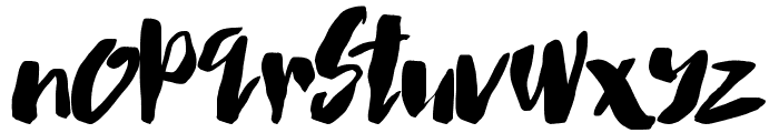 Faithful & True Font UPPERCASE