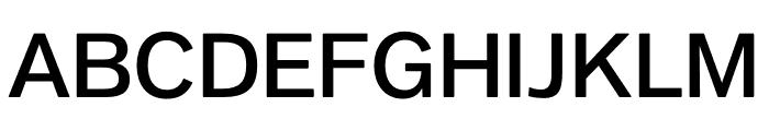 Faldore-Medium Font UPPERCASE