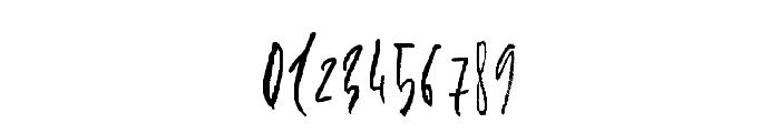 FallenAngel-Regular Font OTHER CHARS