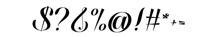 FamiliarTasteofPoison-Regular Font OTHER CHARS