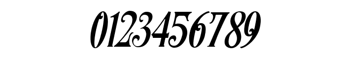 Famous flames Italic Font OTHER CHARS