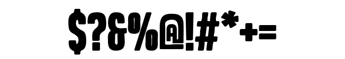 Fannabella Font OTHER CHARS