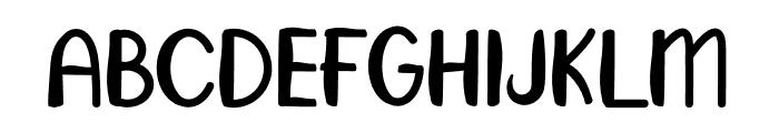 Farmhouse Designer Font UPPERCASE