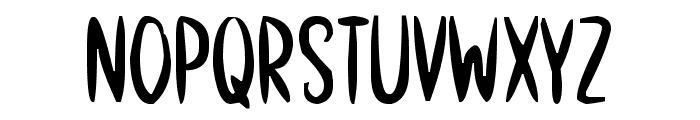 Feeling Groovy Font UPPERCASE
