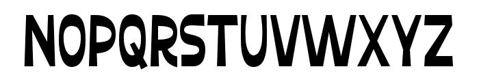 Ferguso Regular Font UPPERCASE