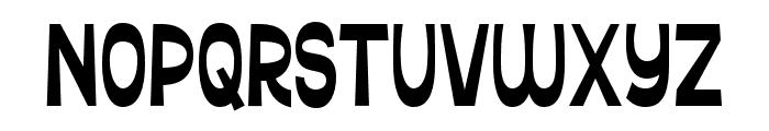 Ferguso Regular Font LOWERCASE