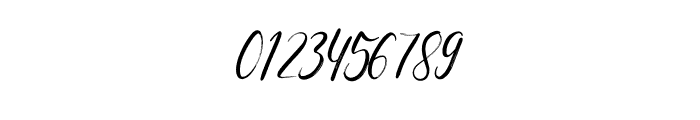 FestiveScript-RoughInk Font OTHER CHARS