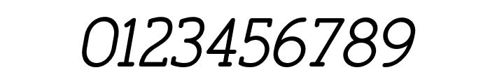 FinalistRoundSlab-55RegularItalic Font OTHER CHARS