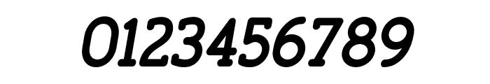 FinalistRoundSlab-75BoldItalic Font OTHER CHARS