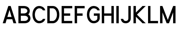Flaunters Font UPPERCASE