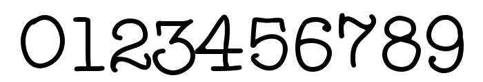 Fletcher-Light Font OTHER CHARS