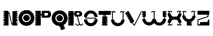 FormaRough Font UPPERCASE