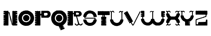 FormaRough Font LOWERCASE