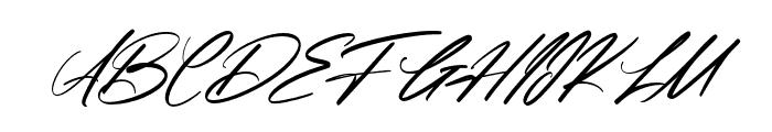 Francestha Font UPPERCASE