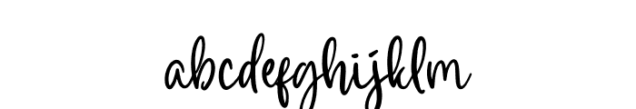 Frederica Font LOWERCASE