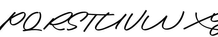 Frederick Font UPPERCASE