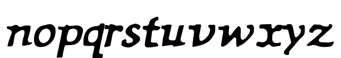 Frederik Lowecase Font LOWERCASE