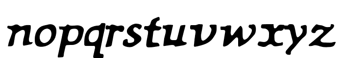 FrederikLowecase Font LOWERCASE