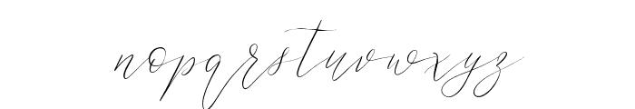 Friday Feeling Regular Font LOWERCASE