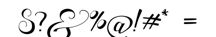 Friendsdavinci Font OTHER CHARS