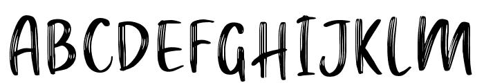 Funtery Regular Font UPPERCASE