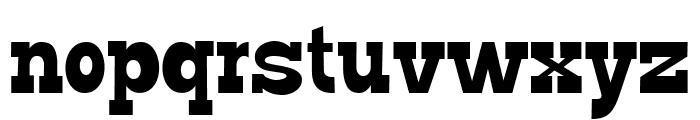 GO BOY Regular Font LOWERCASE