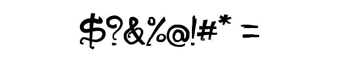 GOBLIN Regular Font OTHER CHARS