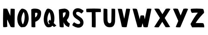 Gallicide-Regular Font UPPERCASE