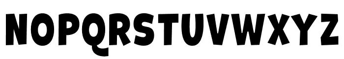 Galpon Normal Font LOWERCASE