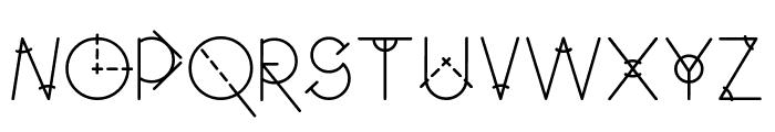 GeoMath  Pluz   Font UPPERCASE