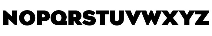 Geometos Neue Ultra Font UPPERCASE